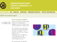 Oberhessischer Künstlerbund e.V.