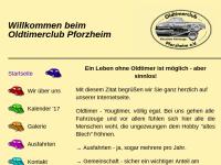 Oldtimerclub klassische Fahrzeuge Pforzheim e. V.