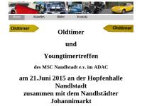 Oldtimertreffen Nandlstadt