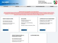 OLIVER - Online Lehrerversetzung.NRW