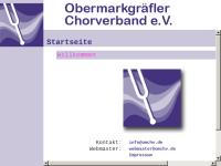 Obermarkgräfler Sängerbund