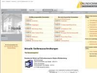 Onlinekommunen Baden-Württemberg