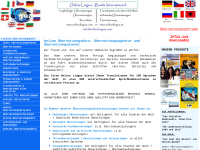 Online Lingua - Übersetzungen