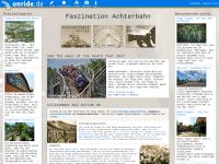 Onride - Das Forum zu Freizeitparks & Kirmessen