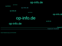 OP-Info