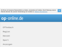 Offenbach-Post Online