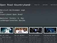 Countryband Open Road