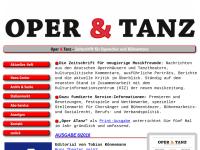 Oper&Tanz
