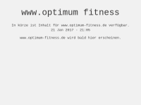 Optimum-Fitness.de - ersOnline GbR