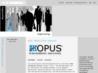 Opus Translation Services