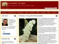 Orchideen-Pflegen