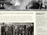 Orden Grauer Kranich im Zugvogel Deutscher Fahrtenbund