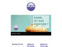 Orthodoxe Rabbinerkonferenz Deutschland