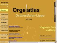 Orgelatlas Ostwestfalen-Lippe
