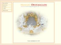 Münstersches Orgelmagazin