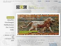 Deutsche Orient-Gesellschaft