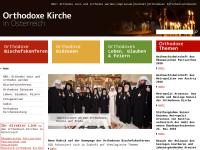 Orthodoxe Kirche in Österreich