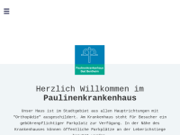 Paulinenkrankenhaus Bad Bentheim e. V.