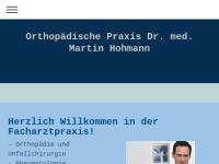 Hohmann, Dr. med. Martin