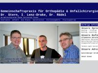 Orthopädische Praxis Dr. Stern, Dr. Rädel, Lenz-Drake