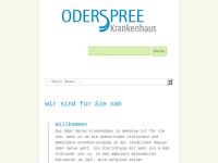 Oder-Spree Krankenhaus Beeskow GmbH