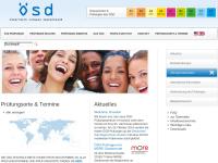 Österreichische Sprachdiplom Deutsch (ÖSD)