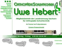 Orthopädieschuhtechnik Uwe Hebert