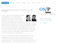 OS/P Solution GmbH