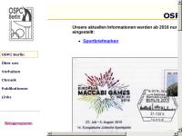 Olympia- und Sportphilatelisten-Club Berlin (OSPC)