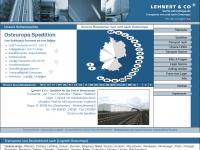 Spedition A. Lehnert & Co. Gutenfürst
