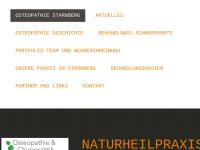 Naturheilpraxis für Osteopathie Zubair Butt