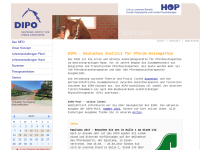 Deutsches Institut für Pferdeosteopathie - DIPO