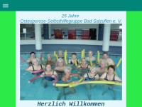 Osteoporose Selbsthilfegruppe Bad Salzuflen e.V.