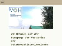 Verband der Osteuropahistorikerinnen und -historiker e.V.