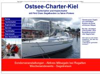 Ostsee Charter Kiel, Jürgen A. Frommholz