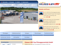 Ostsee & MV Gas Flüssggasvertrieb GmbH