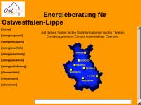 Energieberatung für Ostwestfalen-Lippe