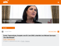 APA-OTS Portal
