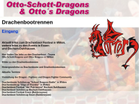 Otto Schott Dragons und Ottos Dragons