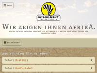 Outback Africa Erlebnisreisen GmbH