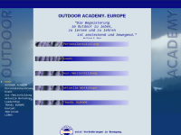 Outdoor Academy Europe GmbH