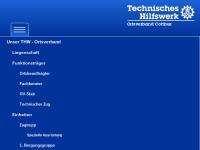 Technisches Hilfswerk - Ortsverband Cottbus