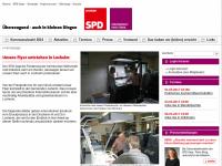 SPD Sozialdemokratische Partei Deutschlands Ortsverein