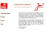 SPD Sozialdemokratische Partei Deutschlands Ortsverein Stadtmitte