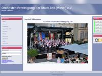 OVZ - Orchester-Vereinigung der Stadt Zell (Mosel) e.V.