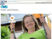 OWB - Oberschwäbische Werkstätten für Behinderte gGmbH