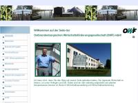 OWF Ostbrandenburgische Wirtschaftsförderungsgesellschaft mbH