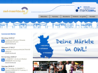 OWL-Maerkte.de - Marktcom Veranstaltungsgesellschaft mbH