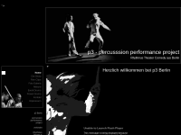 p3 - Percussion Performance Project