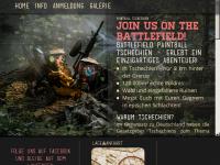 Battlefield Paintball Tschechien